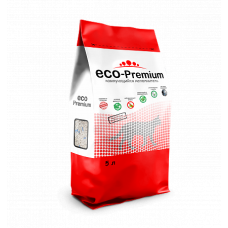 ECO Premium BLUE наполнитель древесный без запаха