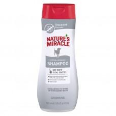 Nature's Miracle Шампунь Hypoallergenic OdorControl гипоаллергенный с контролем запаха для собак 473мл