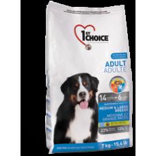 1st Choice для собак средних и крупных пород (с курицей)