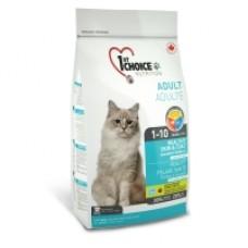 1st Choice Здоровая кожа и Шерсть сухой корм для взрослых кошек