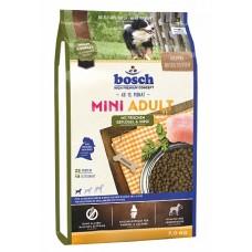 Bosch Mini Adult Птица и просо сухой корм для собак