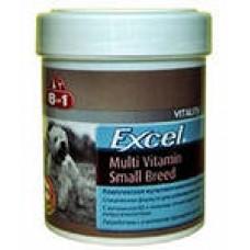 8 in 1 Эксель мультивит.для собак мелких пород  70 таб