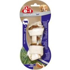 8in1 DELIGHTS Beef S косточка с говядиной для собак