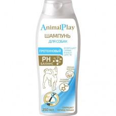 Animal Play Шампунь протеиновый для собак 250 мл