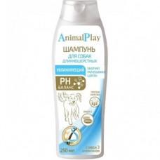 Animal Play Шампунь увлажняющий для длинношерстных собак 250 мл