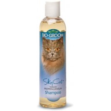 Bio-Groom Silky Cat шампунь-кондиционер для кошек шелковый