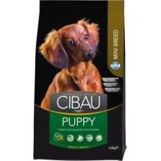 Cibau корм для щенков мелких пород(Puppy Mini )