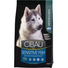 Cibau для собак средних и крупных пород с Рыбой
