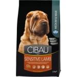 Cibau для собак средних и крупных пород с Ягненком