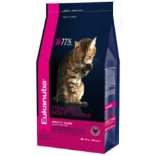 EUK Cat корм для кошек с избыточным весом и стерилизованных(В АССОРТИМЕНТЕ)