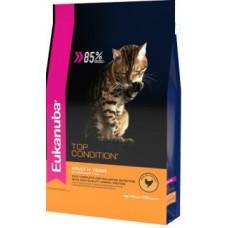 EUK Cat корм с домашней птицей для взрослых кошек ТОП КОНДИШН(В АССОРТИМЕНТЕ)