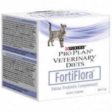 FortiFlora кормовая добавка для кошек 30 пакетиков по 1 гр