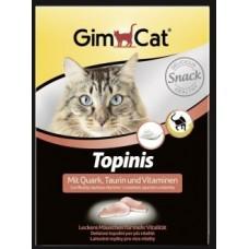 GIMCAT Мышки с творогом, таурином и витаминами 220 г
