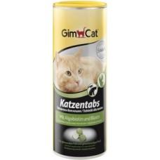 GIMCAT Табс с водорослями и биотином 425 г