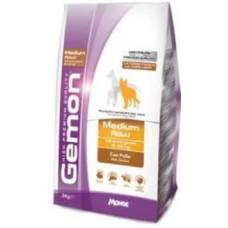 Gemon сухой корм для взрослых собак средних пород с курицей(В АССОРТИМЕНТЕ)