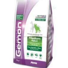 Gemon сухой корм для взрослых собак средних пород ягненок с рисом(В АССОРТИМЕНТЕ)