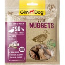 """GimDog (лакомство) утиный для собак - """"наггетсы"""" 55 г"""