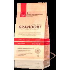 Grandorf Indoor Корм с ягнёнком и рисом для домашних кошек