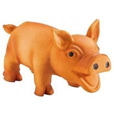 Hunter Smart игрушка для собак «Свинка» маленькая 10 см латекс