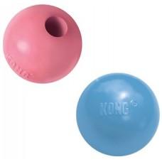 """Kong Puppy игрушка для щенков """"Мячик"""" под лакомства 6 см"""