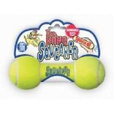 """Kong игрушка для собак Air """"Гантеля"""" (в ассортименте)"""