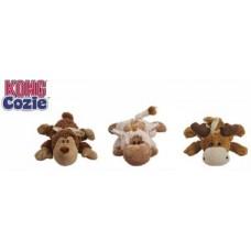 """Kong игрушка для собак """"Кози Натура"""" (обезьянка, барашек, лось)"""