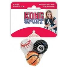 """Kong игрушка для собак Air Sport """"Теннисный мяч"""" очень маленький"""