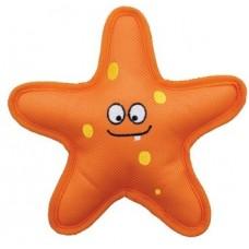 Kong игрушка для собак Belly Flops Морская звезда 23 см