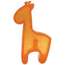Kong игрушка для собак Squeezz ZOO Жираф,малый 14 х 9 см