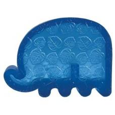 Kong игрушка для собак Squeezz ZOO Слон большой 17 х 14 см