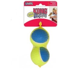 Kong игрушка для собак Ultra Squeak мячик большой 2 шт. в уп.