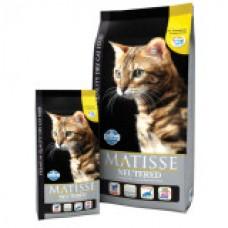 Matisse корм для взр-ых стер-ых кошек и кастр-ых котов(Neutered)