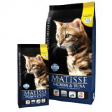 Matisse корм для кошек взрослых, Лосось и Тунец(Salmon & Tuna)