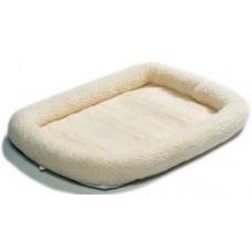 Midwest лежанка Pet Bed флисовая  белая (в ассортименте)