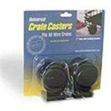 Midwest колеса для клеток Universal Crate Caster универ-ные 2 шт