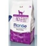Monge Cat корм для взрослых кошек с курицей