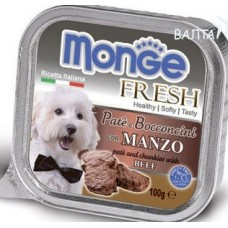 Monge Dog Fresh консервы для собак 100 г