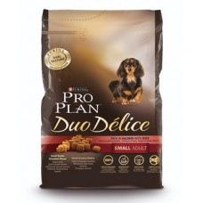 PRO PLAN Duo Delice Small с говядиной и рисом