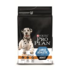 PRO PLAN для взрослых собак крупных пород с атлетическим