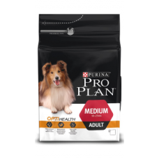 PRO PLAN Корм сухой для взрослых собак средних пород