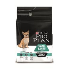 PRO PLAN для собак  мини пород  с ягненком и рисом