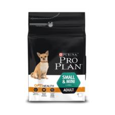 PRO PLAN для собак взрослых мини пород с курицей и рисом
