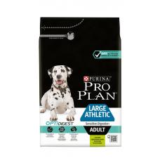 PRO PLAN для взр собак крупных пород с атлетическим ягненок