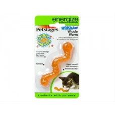 "Petstages игрушка для кошек ""ОPKA червяк"" 11 см"