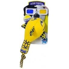 "R2P игрушка для собак High-Viz ""Акула"""