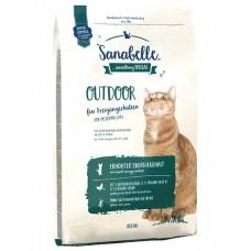 Sanabelle Outdoor сухой корм для кошек