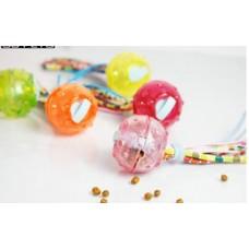 """SuperDesign игрушка для собак """"Мячик с текстильными хвостиками"""""""