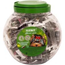 TITBIT Колбаски Petini Телятина - Банка пластиковая 2л (600гр)