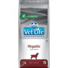 Vet Life для собак Hepatic диетический сухой корм для собак при хронической печеночной недостаточности(В АССОРТИМЕНТЕ)