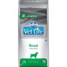Vet Life Dog Renal диетическое питание для собак, специально разработанное для поддержания функции почек, в случаях почечной недостаточности(В АССОРТИМЕНТЕ)